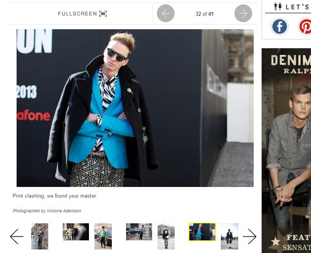 Magyar divatbloggerként a 40 legstílusosabb fashionisztái közé választottak