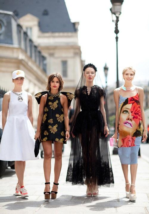 """Az """"orosz csapat""""  street fashion hódítása"""