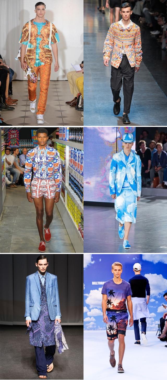 Nyári férfi trend I. - Hódító minták