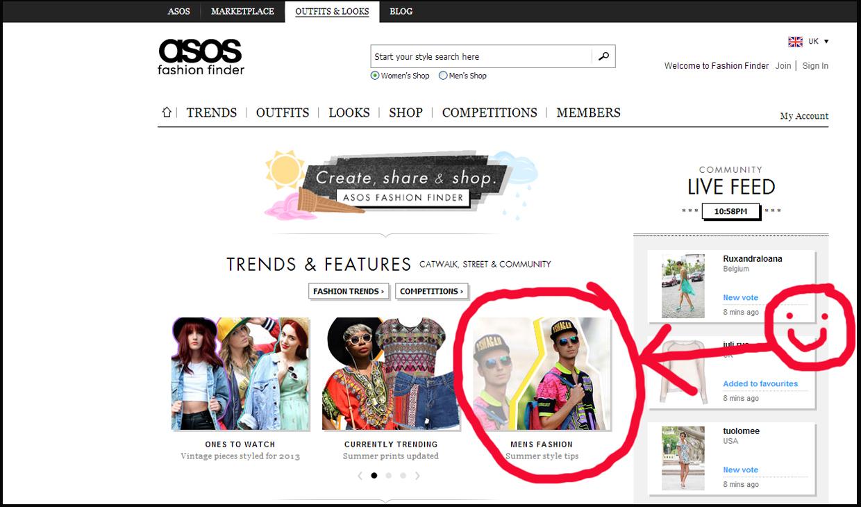 Az ASOS a top nyári trendek között mutat be