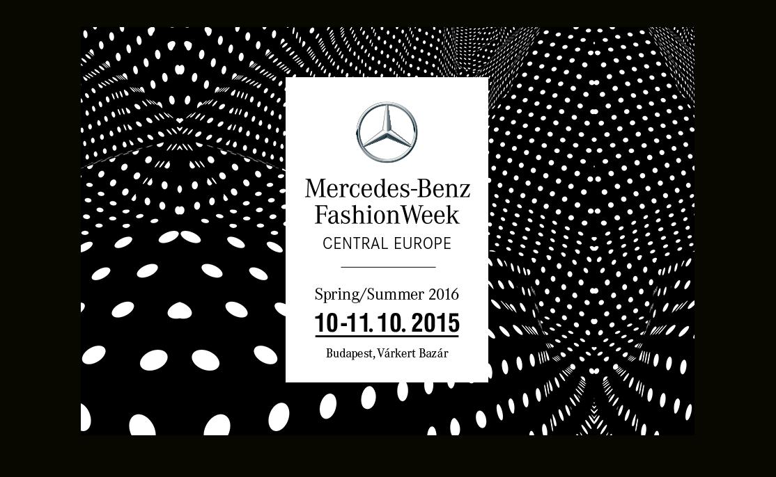 Mercedes-Benz Fashion Week Central Europe 2015