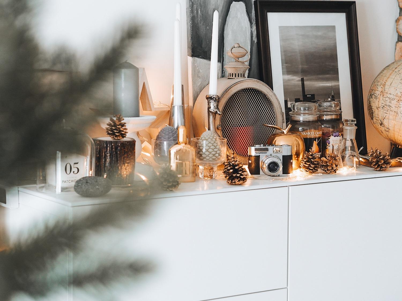 Karácsonyi dekoráció készítés