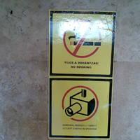 Most már tényleg tilos!
