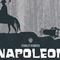 Writers' Block: Napoleon by Stanley Kubrick