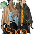 Képregénykritika: Brian K. Vaughan-Fiona Staples: Saga - 1. kötet (2018)