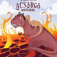 Könyvkritika: M. Kácsor Zoltán: Acsargó-mocsarak (2019)