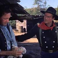 Lovaskatonák / The Horse Soldiers (1959)