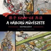 Képregénykritika: Szun-ce: A háború művészete (2019)