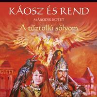 Könyvkritika: Benkő László: Káosz és rend II. - A tűztollú sólyom (2018)