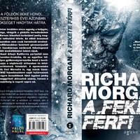 Könyvkritika: Richard Morgan - A fekete férfi (2016)