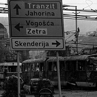 Writers' Block: Escape from Sarajevo by Vanya Asher