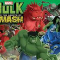 Sorozat: Hulk és a Z.Ú.Z.D.A. ügynökei / Hulk and the Agents of S.M.A.S.H. - 1. évad