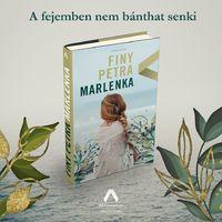 Könyvkritika - Finy Petra: Marlenka (2019)
