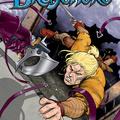 Képregénykritika: Dragonero - A sötét erőd (2018)