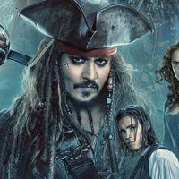 A Karib-tenger kalózai: Salazar bosszúja / Pirates of the Caribbean: Dead Men Tell No Tales (2017)