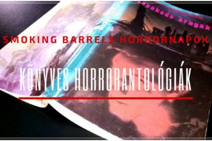 Az 5 kedvenc horrorantológiám - könyv formában
