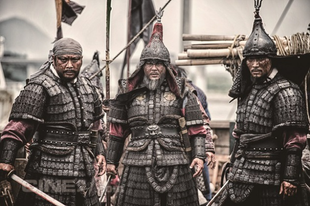 The Admiral: Roaring Currents / Myeong-ryang (2014)