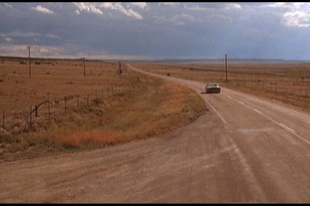 Sivár vidék / Badlands (1973)