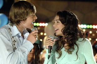 Szerelmes hangjegyek / High School Musical (2006)