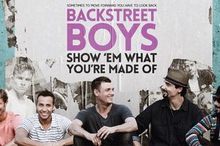 Backstreet Boys: Show 'Em What You're Made Of (2015)