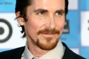 A kaméleon: Christian Bale (1974 - )