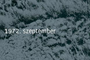Könyvkritika: Oravecz Imre: 1972. szeptember (2020)