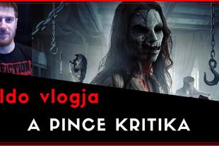Aldo vlogja: A pince / The Basement (2017) - Az új magyar horrorfilm