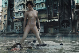 Páncélba zárt szellem / Ghost In The Shell (2017)