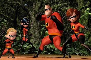 A hihetetlen család / The Incredibles (2004)