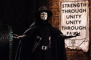 V mint Vérbosszú / V for Vendetta (2005)