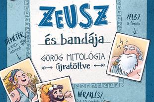 Könyvkritika: Frank Schwieger: Zeusz és bandája (2018)