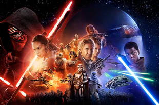 Star Wars - Az ébredő Erő / Star Wars: The Force Awakens (2015)