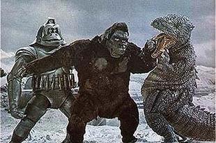 King Kong RoboKong ellen / King Kong Versus RoboKong: King Kong Escapes (1967)