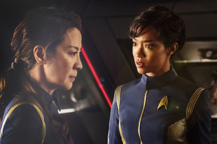 Sorozat: Star Trek Discovery 1x01-09 (2017)