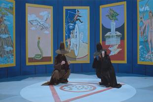 A szent hegy / The Holy Mountain (1973)