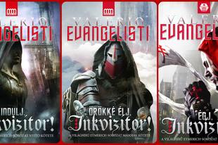 Könyvkritika: Valerio Evangelisti Eymerich-ciklusának 1–3. része (2013–2015)