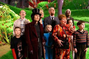 Charlie és a csokigyár / Charlie and the Chocolate Factory (2005)