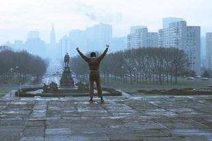 Smoking Series: Rocky (1976)