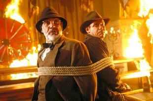 Smoking Series: Indiana Jones és az utolsó kereszteslovag / Indiana Jones and the Last Crusade (1989)