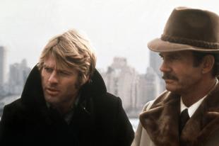 A keselyű három napja / Three Days of the Condor (1975)