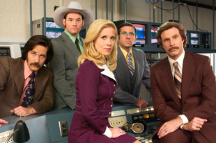 A híres Ron Burgundy legendája / Anchorman: The Legend of Ron Burgundy (2004)
