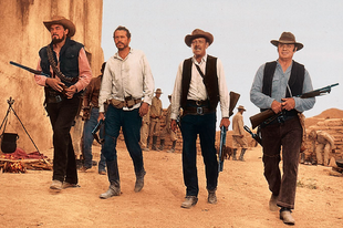A vad banda / The Wild Bunch (1969)