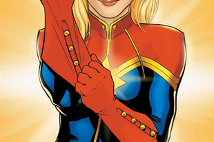 Képregénykritika – Kelly Sue DeConnick & David Lopez: Marvel Kapitány (2019)