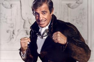 A karizmatikus francia filmikon: Jean - Paul Belmondo (1933 - )