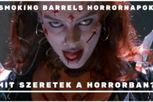 Mit szeretek a horrorban?