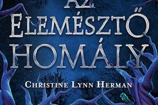 Könyvkritika - Christine Lynn Herman: Az elemésztő homály (2019)
