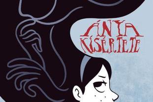 Képregénykritika: Vera Brosgol: Ánya kísértete (2020)