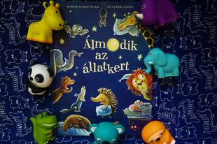 Könyvkritika: Sophie Schoenwald – Günther Jakobs: Álmodik az állatkert (2021)