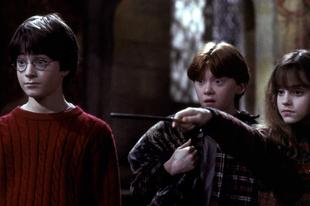 Smoking Series: Harry Potter és a bölcsek köve / Harry Potter and the Sorcerer's Stone (2001)