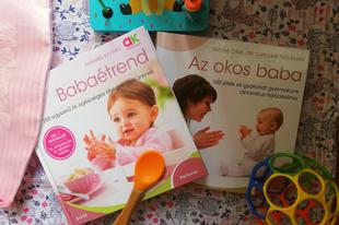 Könyvkritika: Annabel Karmel: Babaétrend és Simone Cave – Dr. Caroline Fertleman: Az okos baba (2020)